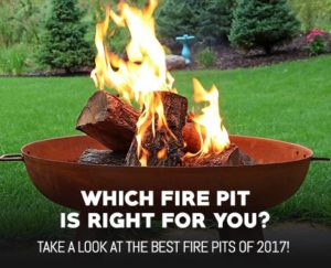 The Best Fire Pit – A Guide to Choosing the Right Fire Pit