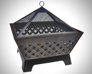 Landmann 25282 Barrone Fire Pit Review