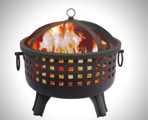 Landmann 26364 23-1/2-Inch Savannah Garden Light Fire Pit Review