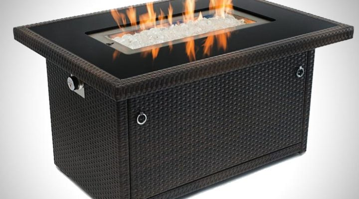 Outland Fire Table, Luxury Propane Fire Pit Review