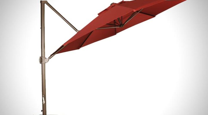 Abba Patio 11-Feet Offset Cantilever Umbrella Review