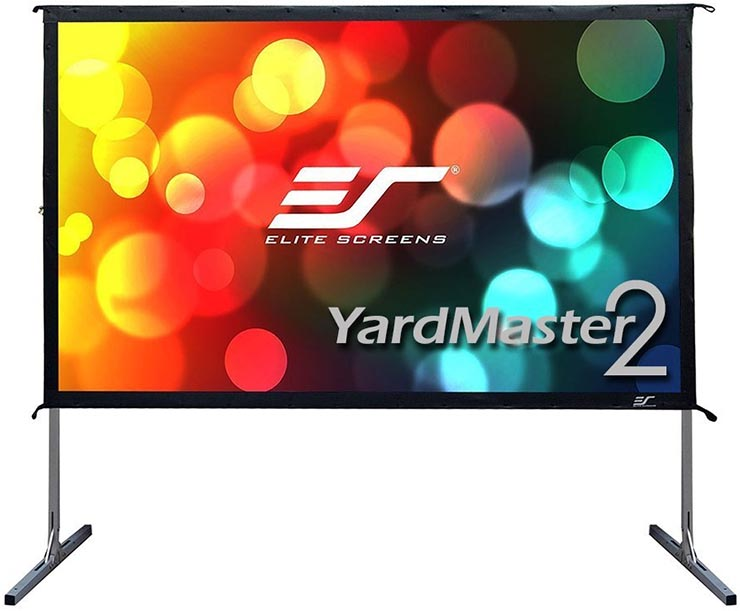 Elite Screens Yard Master 2