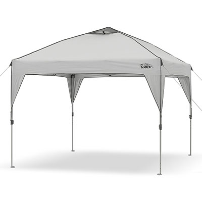 Best Pop Up Canopy CORE 10 X Instant Shelter Tent