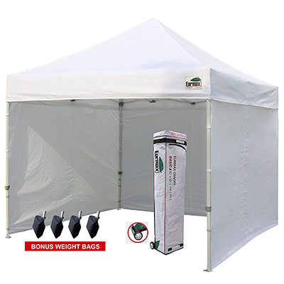 Best Pop Up Canopy - Eurmax Basic 10x10 EZ Pop Up Canopy Tent