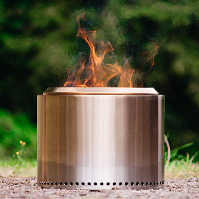 Best Stainless Steel Fire Pit, Solo Stove Bonfire