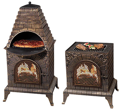 Best Cast Iron Chiminea For Patios Outdoormancave Com