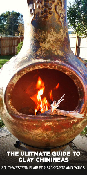 Clay Chimineas Make A Great Addition To Nearly Any Backyard Patio,  Especially If Youu0027re Looking For A Bit Of Southwestern Flair To Spice Up  Your Decor.