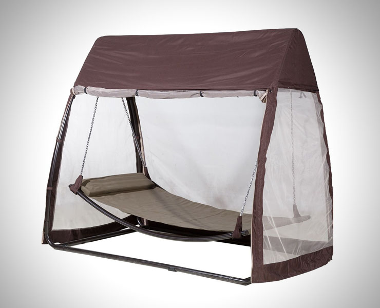 Abba Patio Canopy Cover Swing Hammock Review