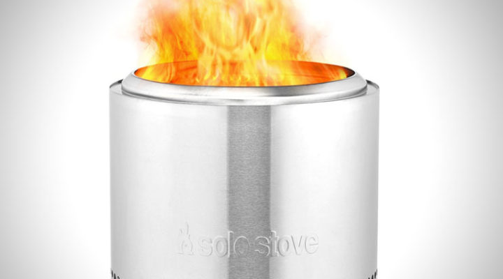 Solo Stove Bonfire, Wood Burning Fire Pit Review