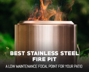 Stainless Steel Fire Pit Reviews