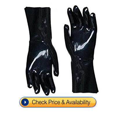 Insulated Heat Resistant Gloves