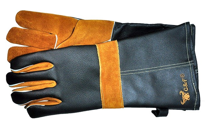 G & F 8115 Premium Grain Leather Gloves