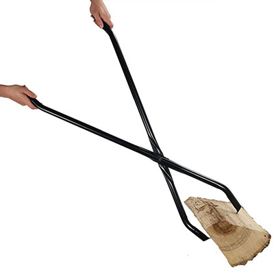 "Sunnydaze Decor 40"" Log Claw Grabber"