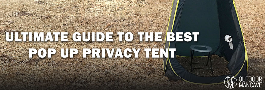 A pop up privacy tent is essential for keeping a bit of decency on the beach c&ing or even in your own backyard. Known for their quick setup and ...  sc 1 st  Outdoor Mancave & Pop Up Privacy Tent: Top 10 Reviews and Buyers Guide ...