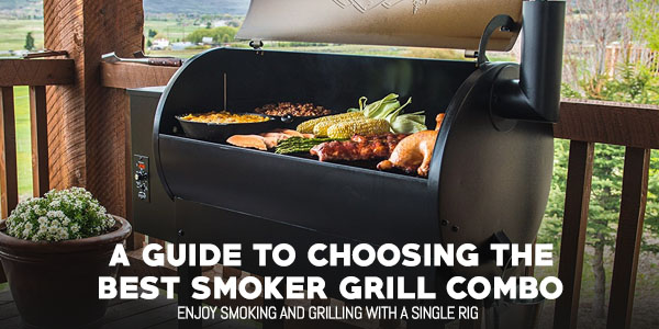 When It Comes To An Old Fashioned Backyard Barbecue Smoking And Grilling Are Both Clic Crowd Pleasers In A Perfect World You D Want Have Separate