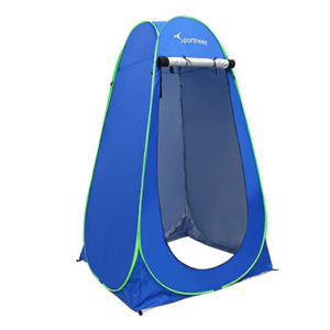 Sportneer 6.25' Portable Pop Up Changing Tent