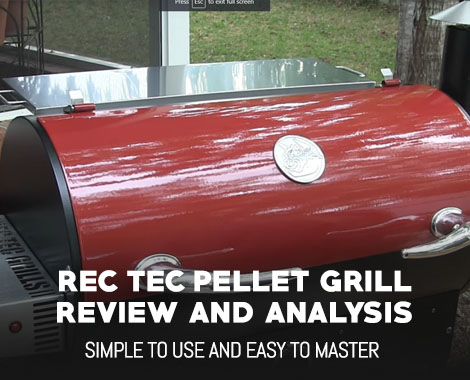 REC TEC RT-680 Pellet Grill – Review and Buyers Guide