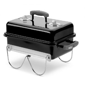 best portable charcoal grill weber go-anywhere image