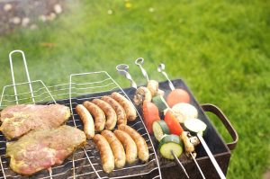 best portable charcoal grill image outdoors grilling
