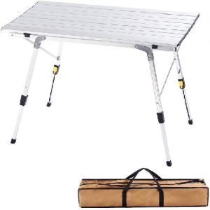 best bbq grill prep table Campland