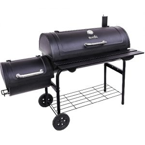 char broil deluxe offset smoker image 1