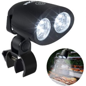 handle mounted grill light