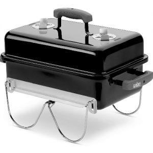 weber go anywhere camping grill image 1