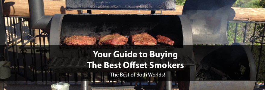 Reviews of the best Offset Smokers of 2020