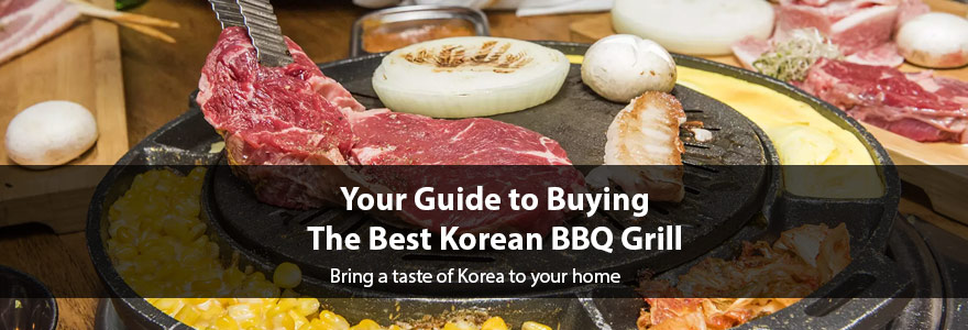 Reviews of the best Korean BBQ grills