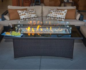 Outdoor Great Room Montego Crystal Fire Pit Review