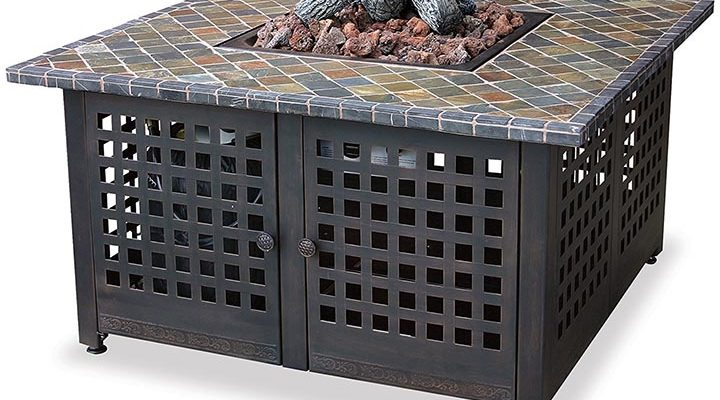 Endless Summer, GAD860SP, LP Gas Outdoor Firebowl with Slate/Marble Mantel Review