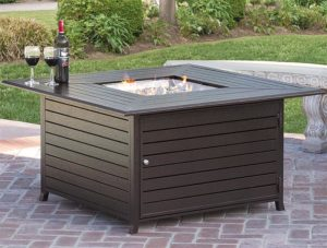 Best Choice Products BCP Extruded Aluminum Gas Outdoor Fire Pit Table with Cover Review