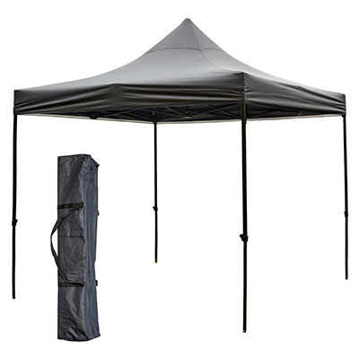 SNAIL 10 x 10 Pop Up Canopy Portable Foldable Quick Shade Shelter