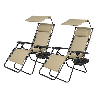 PayLessHere Zero Gravity Chairs