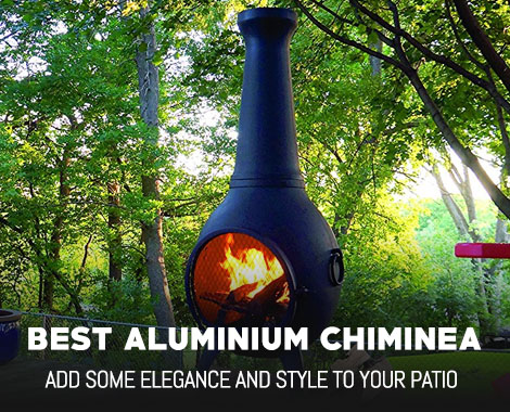 Best Aluminum Chiminea Reviews