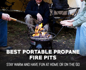 Best Portable Propane Fire Pit Reviews and Comparison