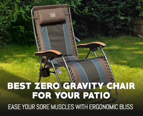 Best Zero Gravity Chair Reviews and Comparison
