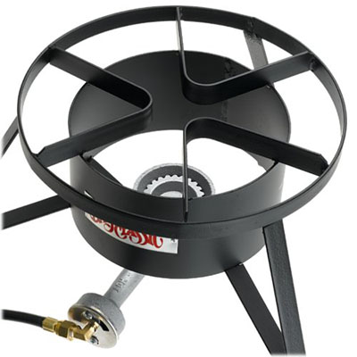 Bayou Classic SP10 High-Pressure Outdoor Gas Cooker