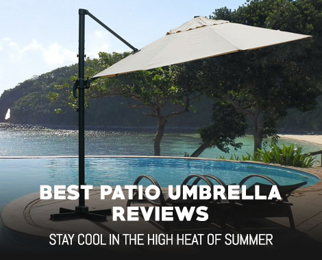 A Guide To The Best Patio Umbrella Outdoormancave Com