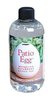 Skeeter Screen Patio Egg Diffuser Refill