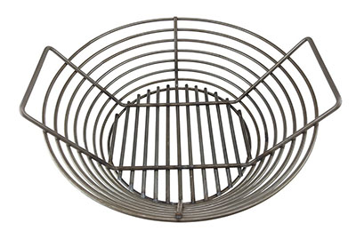 Large Big Green Egg Kick Ash Basket