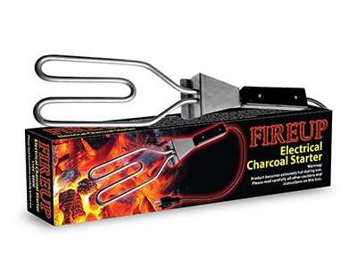 FIREUP Electric Charcoal Starter