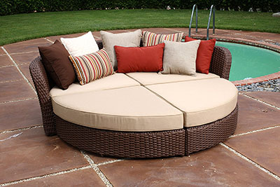 Ace Evert, Montego Bay 21941 4pc Daybed