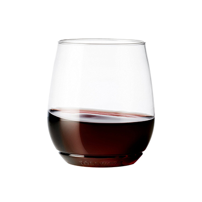 TOSSWARE 14oz Vino Plastic Wine Glass