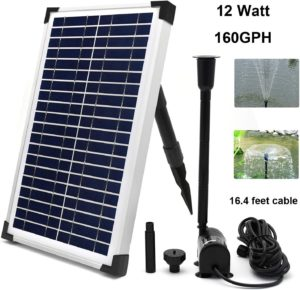 Top 10 Best Solar Water Pumps Eco Friendly Submersible And Beautiful Outdoormancave Com