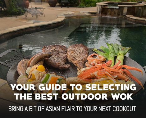 Top 8 Best Outdoor Wok Burners – Complete Buyers Guide