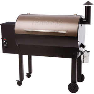 Traeger Grills Texas Elite 34 Wood Pellet Grill and Smoker