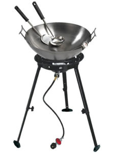 Eastman Outdoors Wok Kit