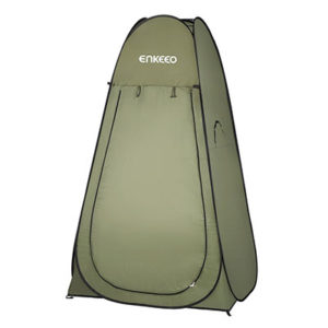 Enkeeo Portable Privacy Tent