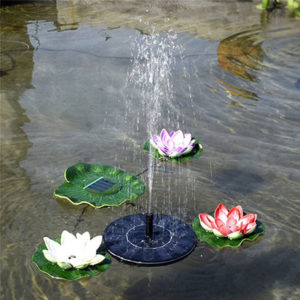 KeHOME Upgraded Solar Powered Bird Bath Fountain Pump